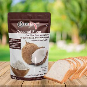 coconut flour by climex sri lanka