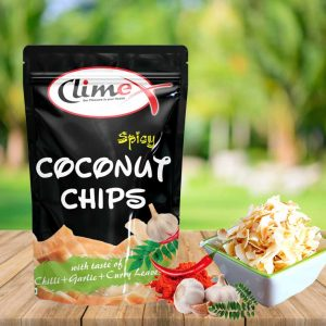 Climex coconut chips from sri lanka